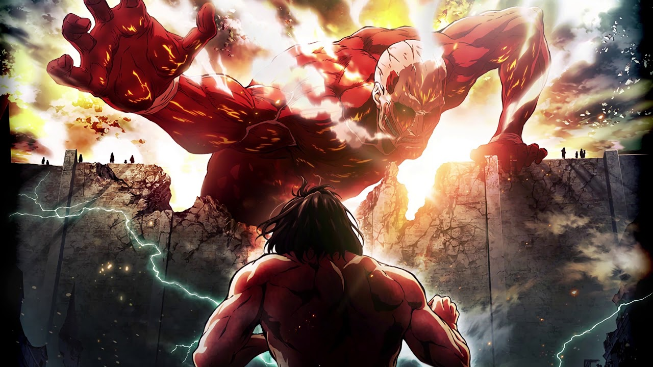 Shingeki No Kyojin Wallpaper Engine Youtube