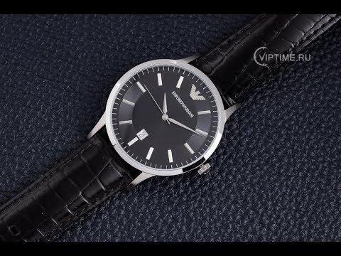 ⌚ Watch Review Emporio Armani AR2411 ✅ Viptime.ru