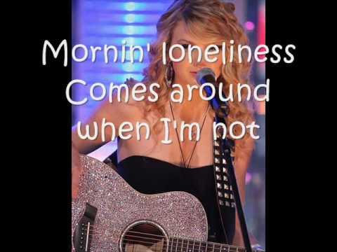 Taylor Swift- Superstar w/ Lyrics On-Screen [HQ]