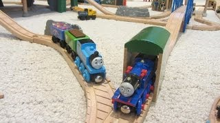 Woodenrailwayonly's Thomas Wooden Railway Layout (#2)