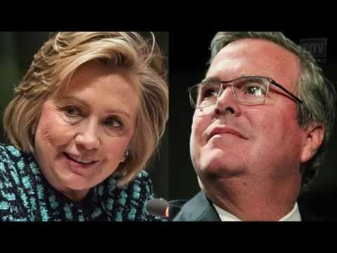 Presidents for Life: Hillary & Jeb Musical Salute | Scott Ott
