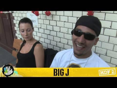 BIG J HALT DIE FRESSE 02 NR. 56 (OFFICIAL HD VERSION AGGROTV)