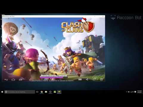 How to Install BlueStacks App Player/Clash of Clans