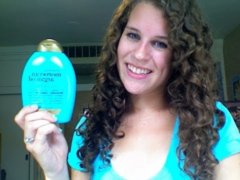 review organix moroccan argan oil shampoo youtube