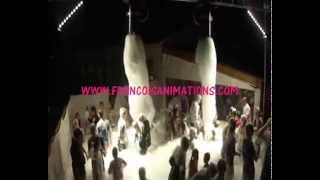 FRANCOIS ANIMATIONS SOIREE MOUSSE AU CAMPING BOIS SOLEIL LE 16 08 11