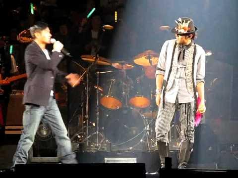 Jay Chou Concert Tour HK - 對你愛不完 Jay&Aaron