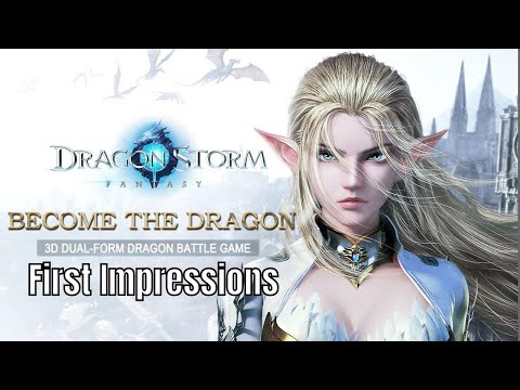 Dragon Storm Fantasy: Global Launch/First Impressions/Is It Worth Playing?/Sunday Convo