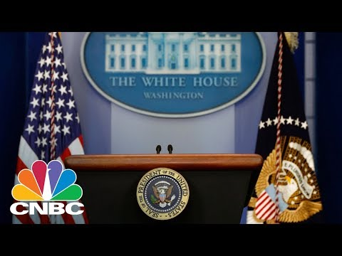LIVE: White House Holds Daily Press Briefing - Tuesday March 20, 2018 | CNBC