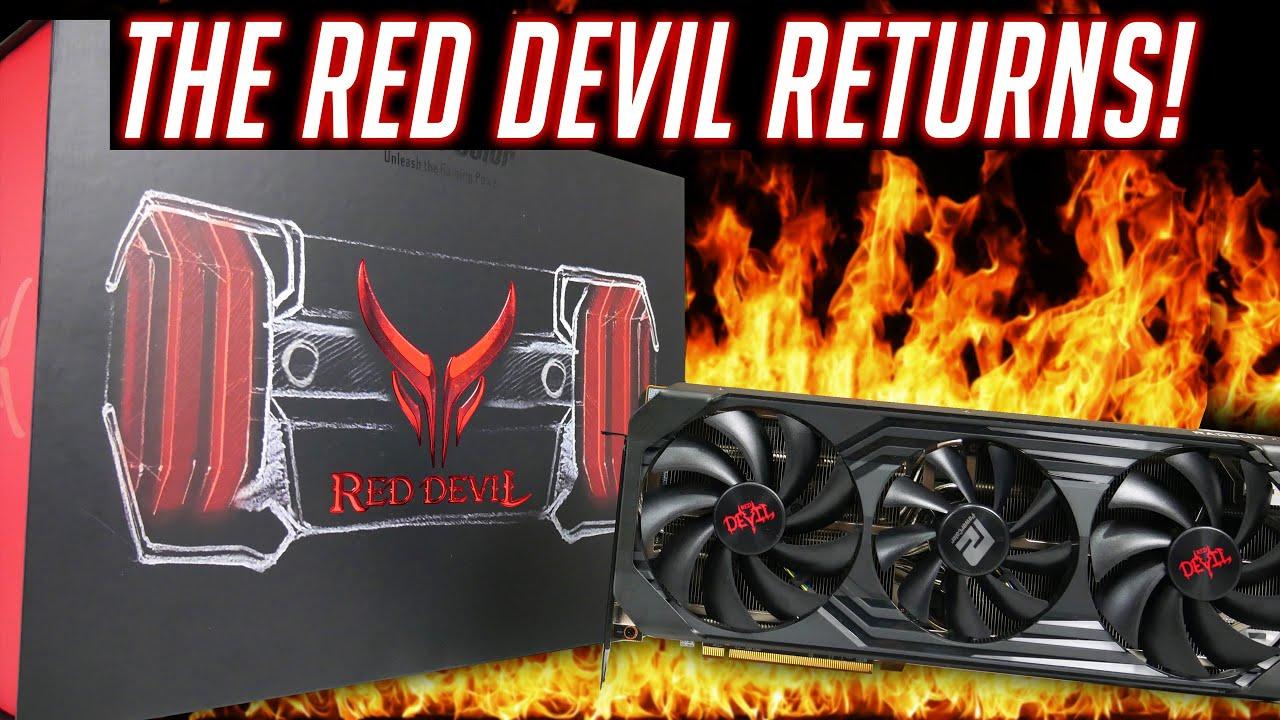 PowerColor RX 6800 XT Red Devil Review - KitGuruTech