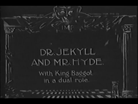 Dr Jekyll and Mr Hyde (1913 film by Herbert Brenon, with King Baggot)