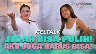 Download lagu CELTALK : JEDAR SUDAH PULIH Lahir Batin, CARA SEMBUHIN HATI YG LUKA