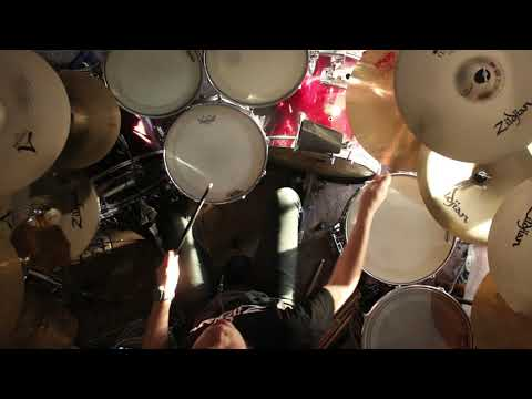 Slash – Anastasia (Drum Cover)