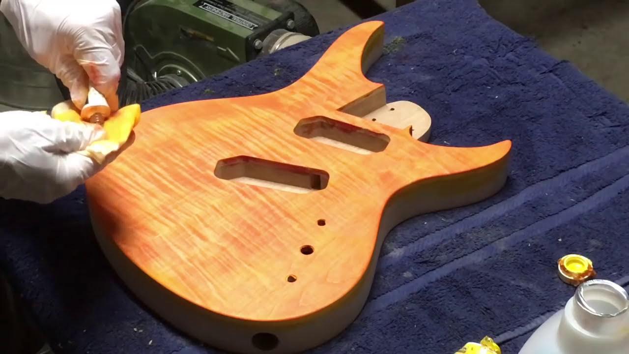 Guitar Body Blank