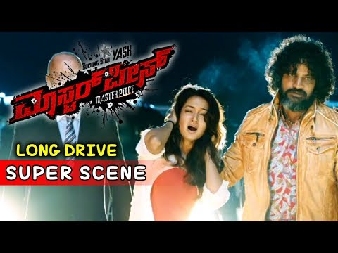 Yash Movies | Yash Sakkath Super Fight Kannada Scenes | Masterpiece Kannada Movie