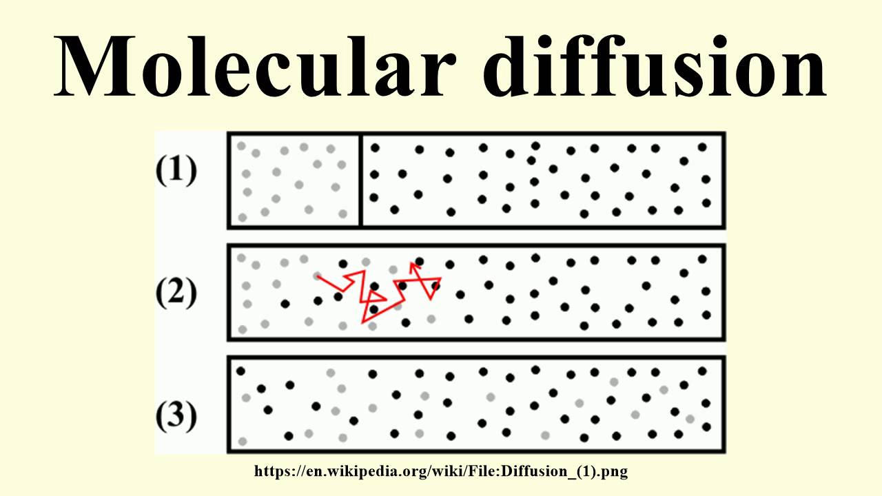 molecular diffusion Keywords: chemical engineering, molecular motion-diffusion, velocities and fluxes of mass transfer, average mixture velocities, fick's law of diffusion, binary diffusion coefficient, equivalent forms of fick's law of diffusion, diffusion in gases, liquids and.