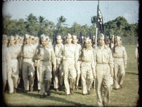 US Army In Puerto Rico 1949