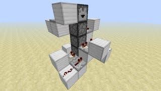 Tutorial Minecraft, Ascensor de items para la 1.5