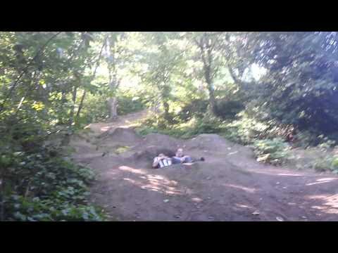 High heaton/jesmond dene jumps