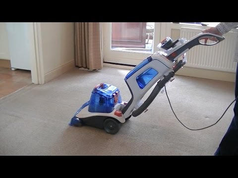 Vax V 026rd Rapide Deluxe Upright Carpet Washer Tools