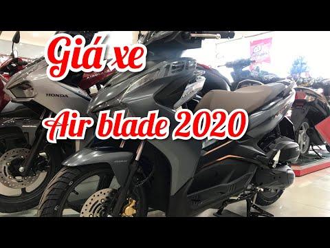 Giá Xe Honda Air Blade 2020 Mới Nhất Ngày 25/12/2019 - AB 2020 150cc Kèm Phanh ABS Giá Rẻ
