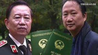 Cảnh sát và Tổng công tố liên bang Đức lại k.hẩn c.ấ.p vào cuộc vụ Trịnh Xuân Thanh