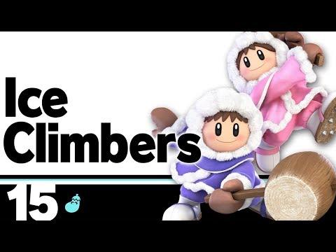 Super Smash Bros  Ultimate Character Profiles: Ice Climbers | Shacknews