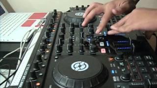 johnnyro@kontrol s4 & x1 2nd techno mix