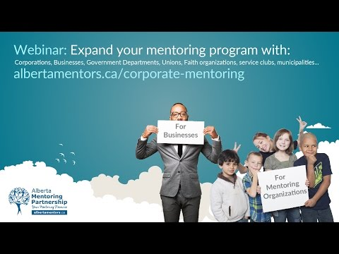 Expand Your Mentoring Program With Corporate Partners