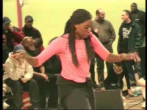 Juste Debout 2002 - House dance final - Didier & Sandra vs Rickysoul & Zoer