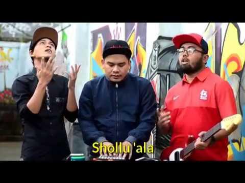 Sholawat Hip Hop!!! ahlan wa sahlan ya Nabi versi faded