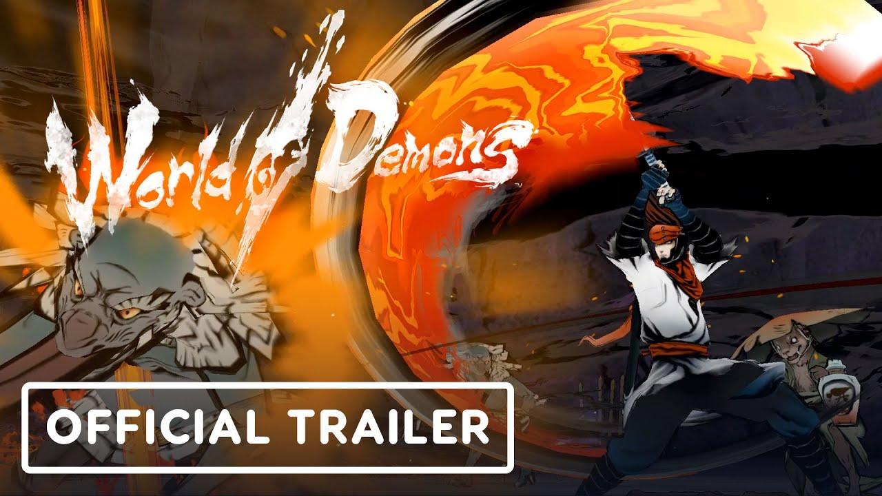 World of Demons трейлер игры