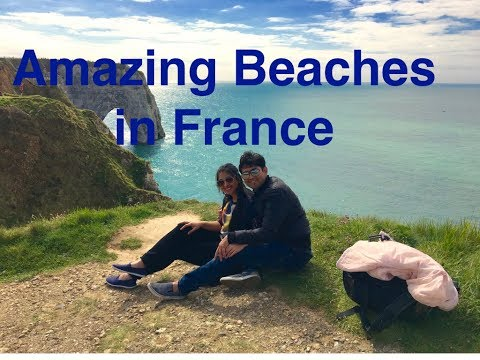 Amazing beaches of France |Normandy