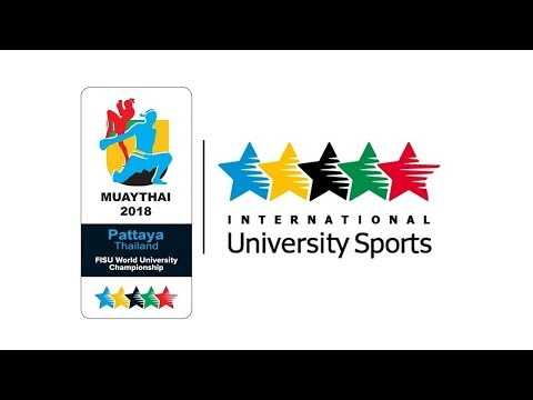 Day 2 World University Championships Muaythai 2018, Pattaya, Thailand