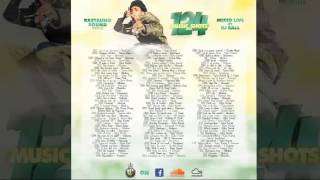 Rasta Uno Sound (DJ Ball) - 124 Music Shots (Dancehall Mixtape 2016)
