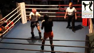 24 Febbraio 2013. Andrea De Filippis vs Tommaso Micucci (Kick Boxing Light)