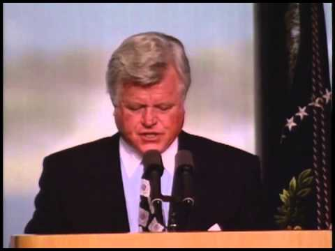 Dedication of the John F. Kennedy Presidential Library (1993)