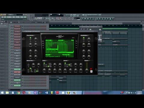 Making a Travis Scott Style Beat in FL Studio 11