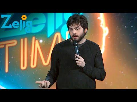 Valerio Airò è felice di non fare niente! - ZELIG TIME | ZeligTv