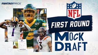 NFL Mock Draft 3.0 | Full First Round, No Trades Allowed (2021)