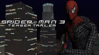 GTA San Andreas | Spider-Man 3 - Teaser Trailer Loquendo