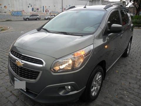 Chevrolet Spin Ltz Motor Ecotec Diesel Ao 2014 Youtube