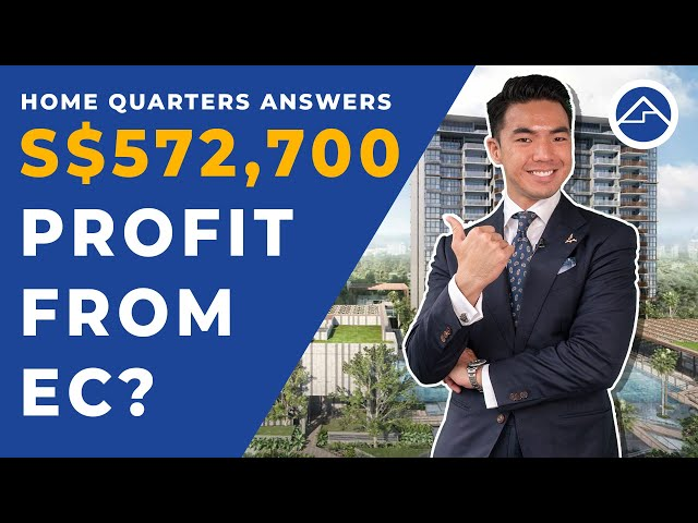 How to earn half a million from your Executive Condominium (EC) | Home Quarters Answers Ep20