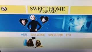 Opening To Sweet Home Alabama 2003 DVD