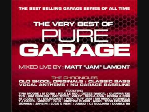 Daryl B - If You Were Here Tonight [THE VERY BEST OF PURE GARAGE 2008]