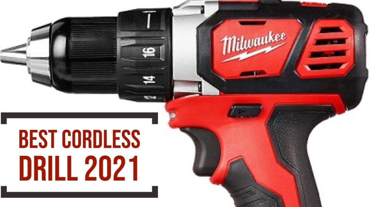 Best Cordless Drills 2021 Top 10 Best Cordless Drill 2021 [Best Quality Drills] ▻▻DIY Tool