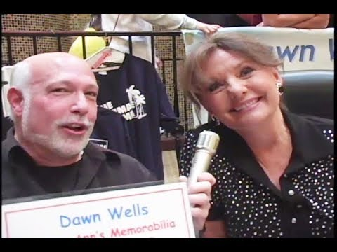 Download Dawn Wells Interview best known as Mary Ann on Gilligan's Island