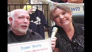 Dawn Wells Interview best known as Mary Ann on Gilligan's Island