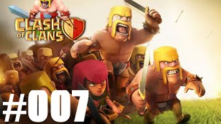 Clash of Clans Angriff Barbaren/Bogis Lvl.5
