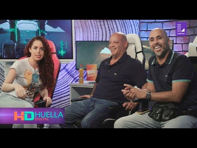 Huella digital 03 de marzo del 2019 - programa completo