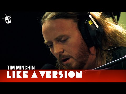 Like A Version: Tim Minchin - Here Comes The Flood (Peter Gabriel cover)